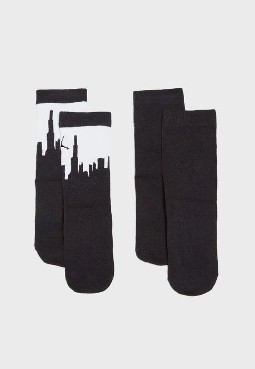 Kids COF Crew Socks