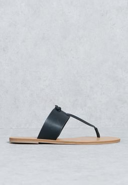 Classic One Band Sandal