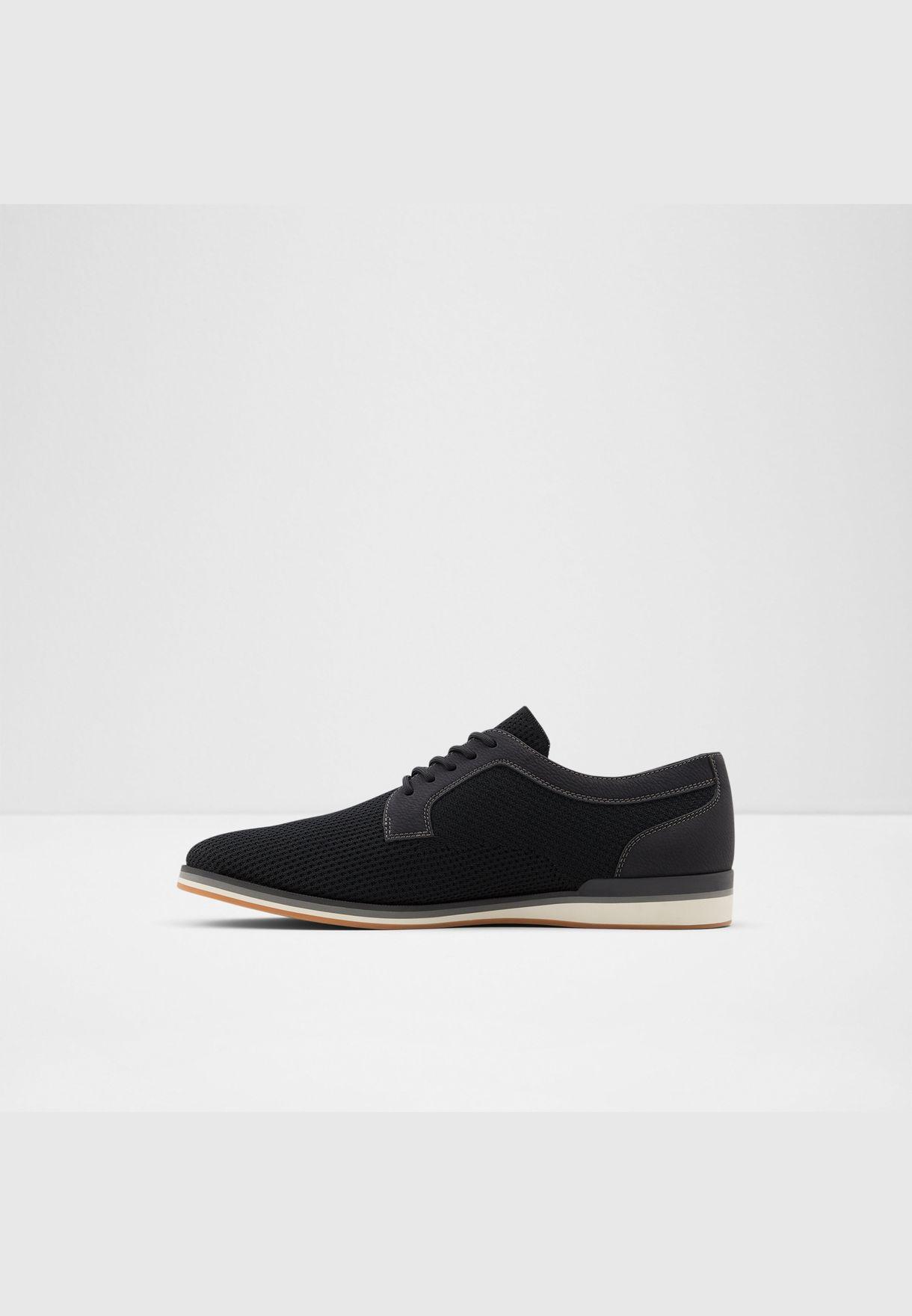 Fabric Shoes Flat Heel