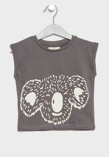 Infant Animal Print T-Shirt