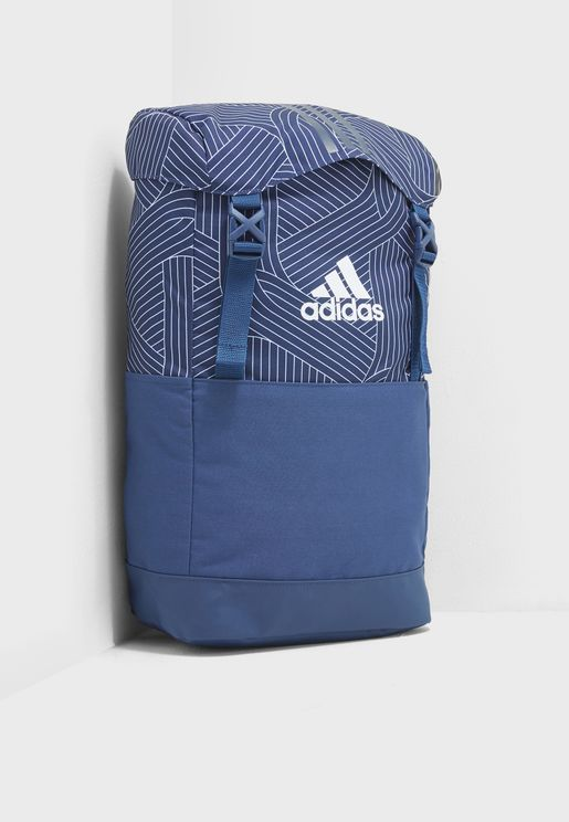3 Stripe Backpack