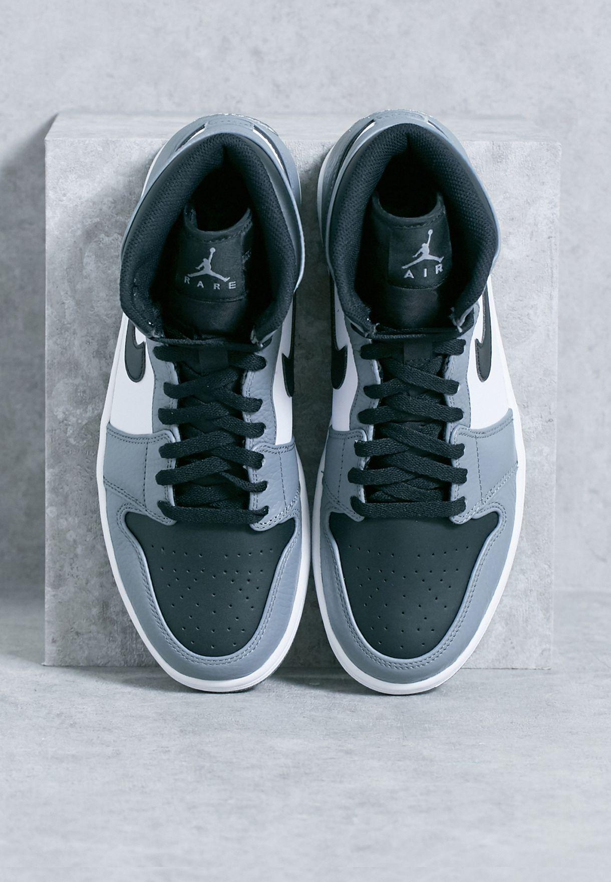 659b41b8bec Shop Nike multicolor Air Jordan 1 Retro High 332550-024 for Men in ...