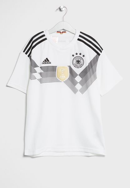 Youth Germany 18 Home Jersey