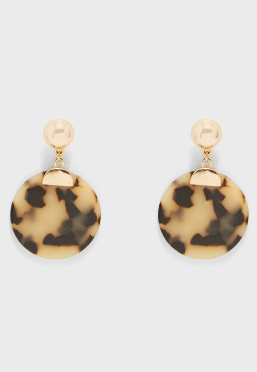 Zaz Turtoise Earrings