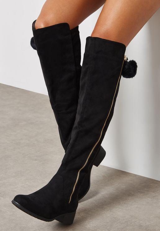 Tjac Zip Up Boot