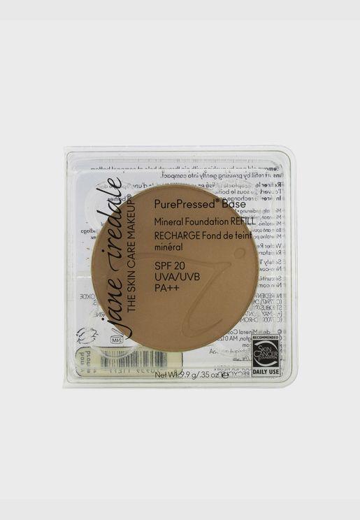 PurePressed Base Mineral Foundation Refill SPF 20 - Honey Bronze