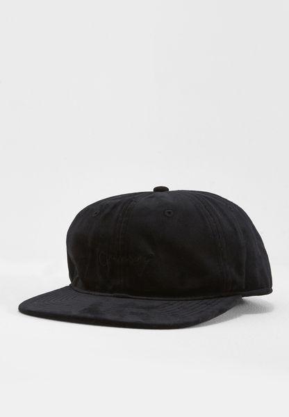 Natural Velvet Cap