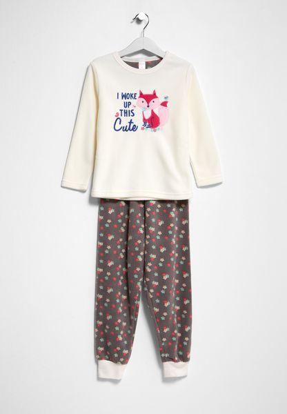 Little T-Shirt+ Pyjama Set