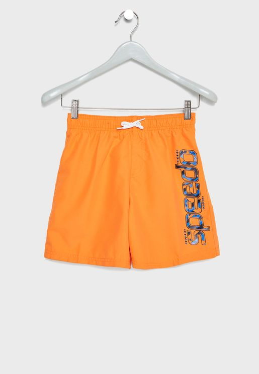 "Cosmic Fiz Graphic Leisure 15"" Shorts"