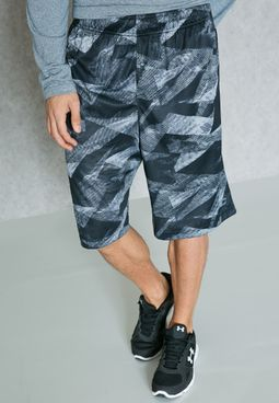 SC30 Aero Wave Printed Shorts