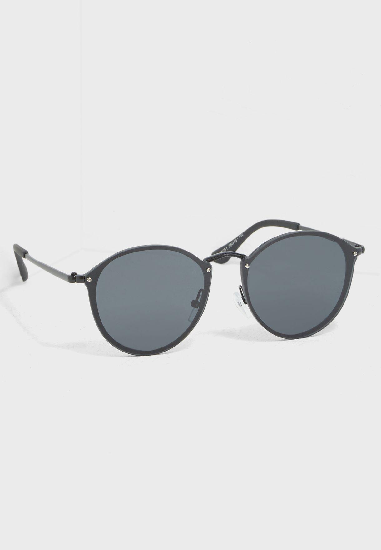 نظارة شمسية دائرية كلاسيك