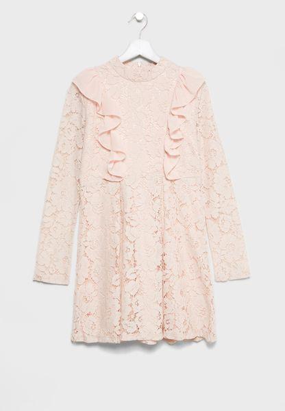 Teen Waverly Dress