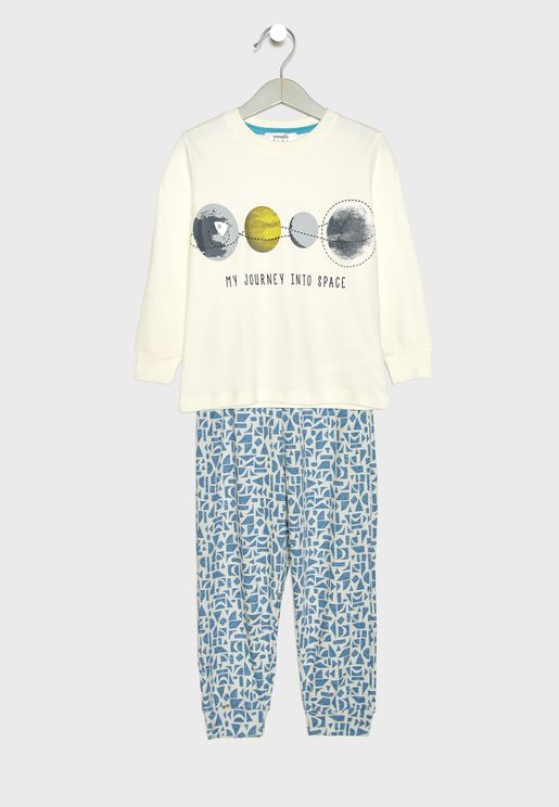 Little Space Pyjama Set