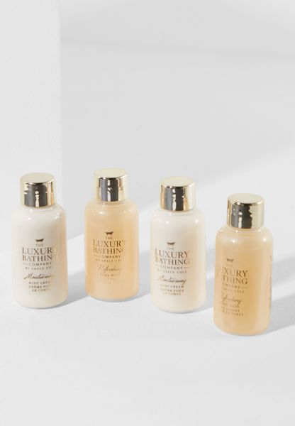 Luminous Luxuries Fig & Canberry Collection