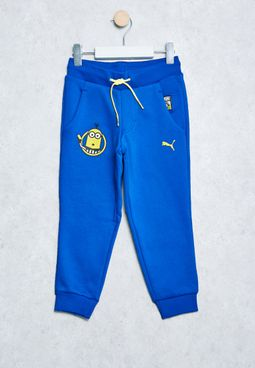 Kids Minions Sweatpants