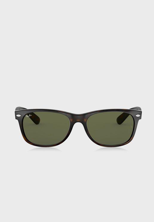 نظارة شمسية نيو كلاسيك واي فيرر
