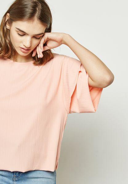 Layered Sleeve Top