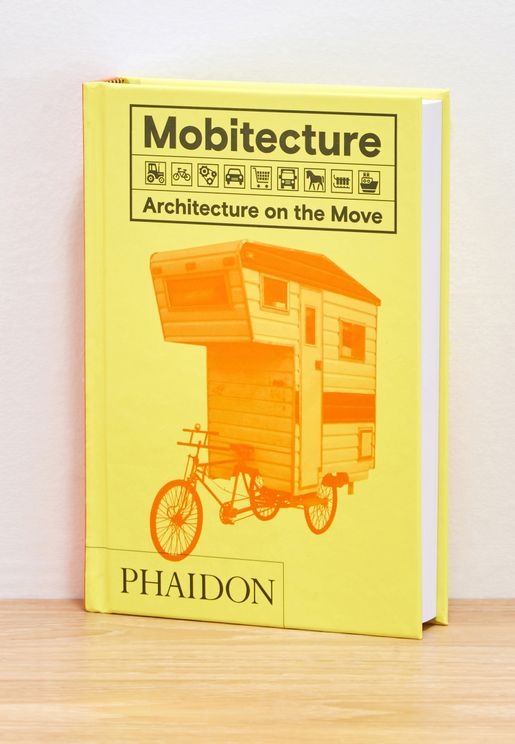 Mobitecture - Architecture On The Move Book