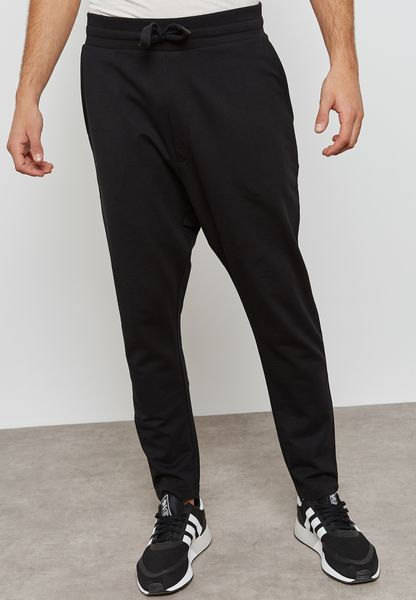 Reed Baggy Cropped Sweatpants