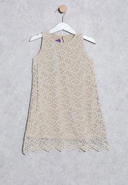 Kids Lace Dress