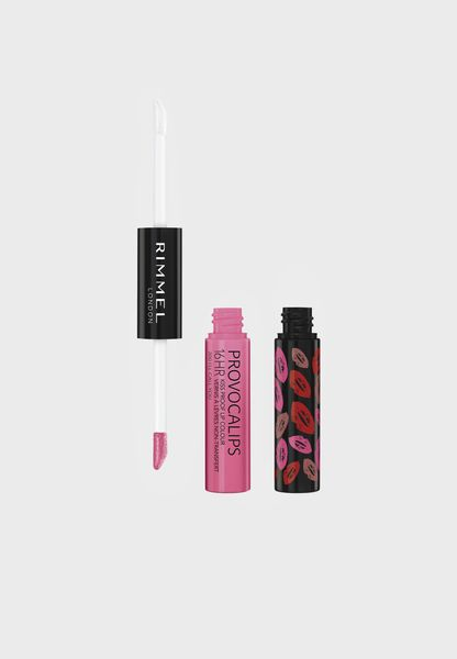 Provocalips 16HR Kissproof Lip Colour-Medium Pink