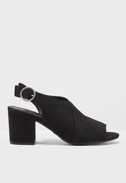 Savoy Heeled Sandal