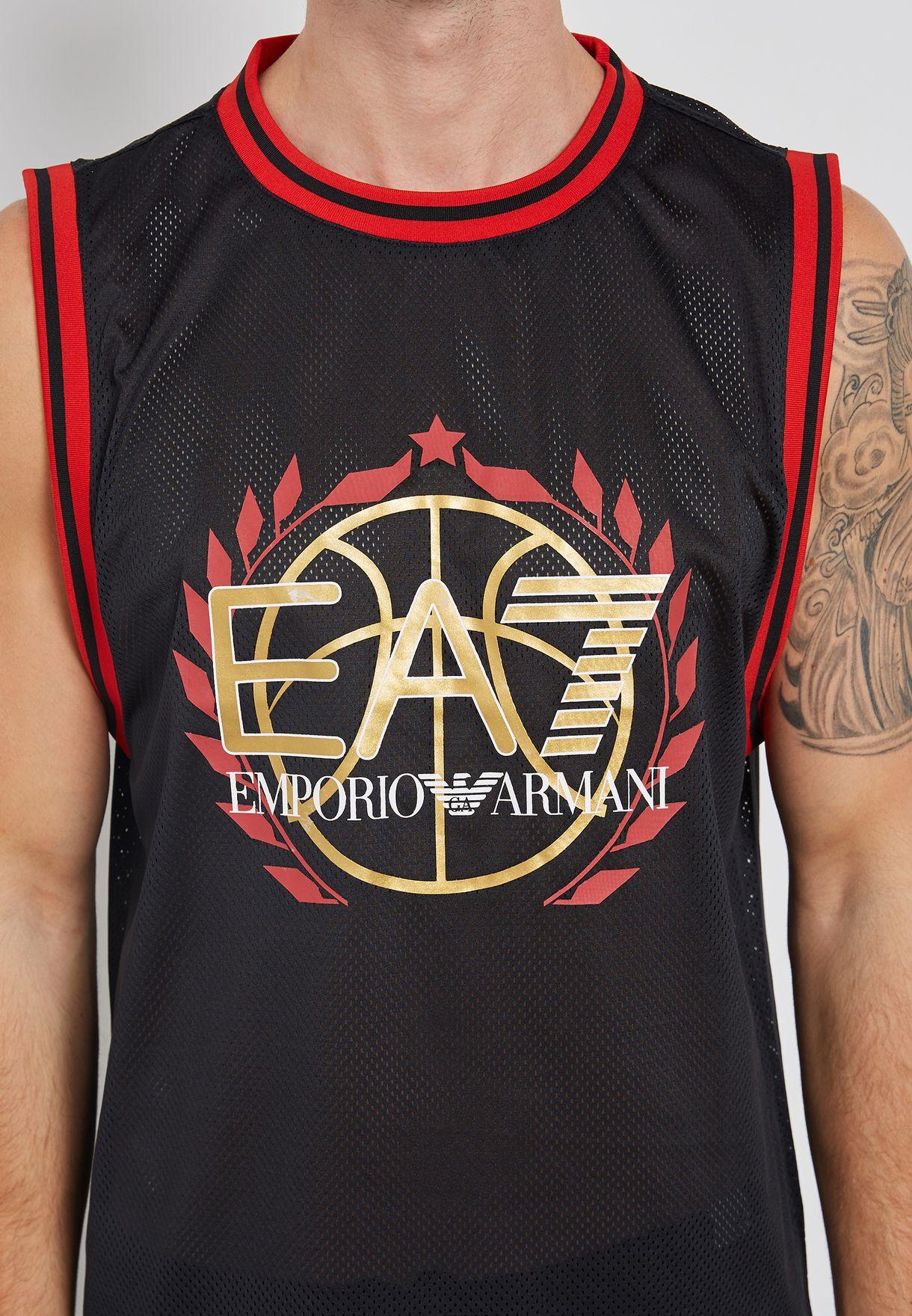 Train Basket Legends Vest