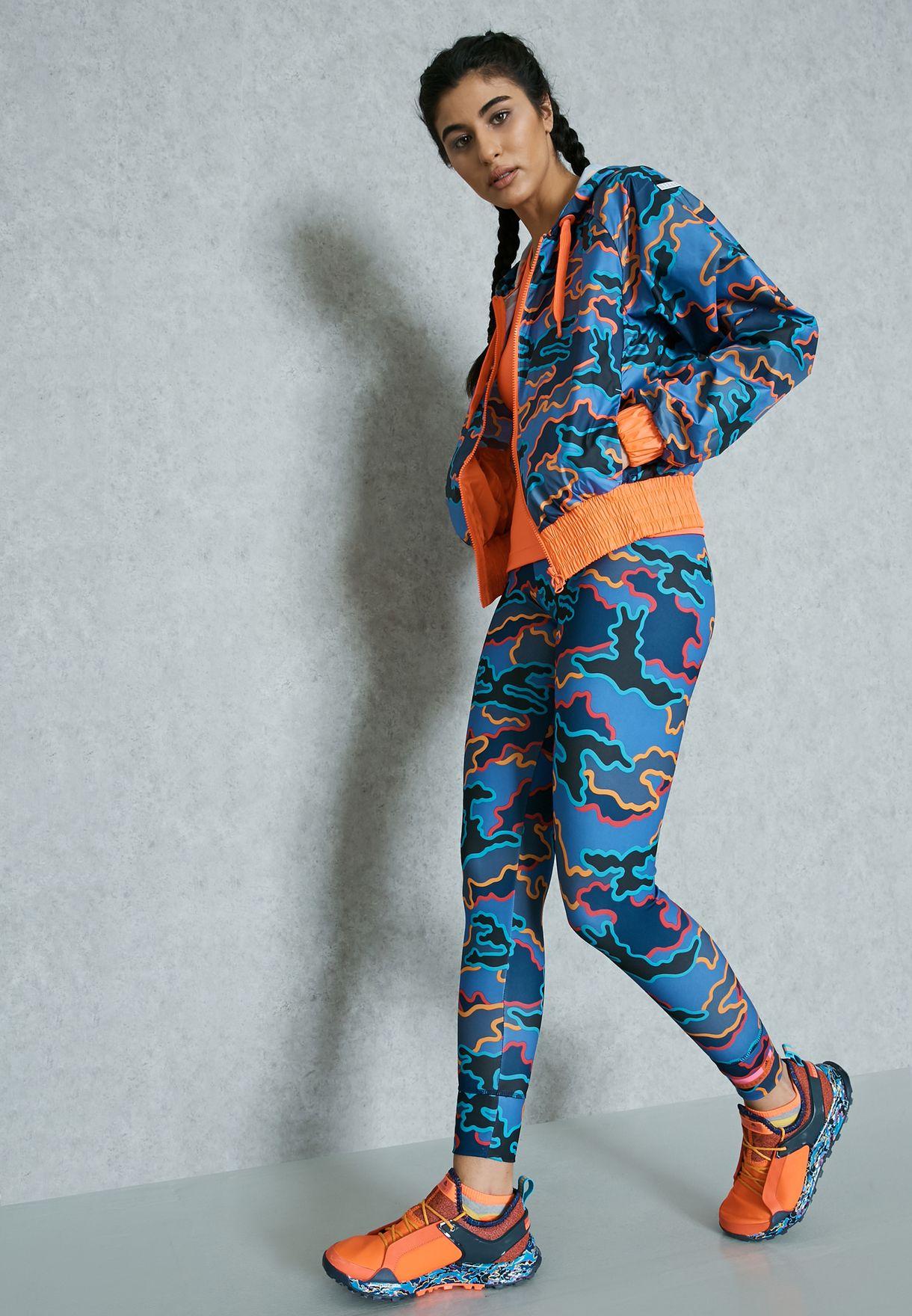 Adidas Stellasport Camo Leggings Zw2bXuxOfR