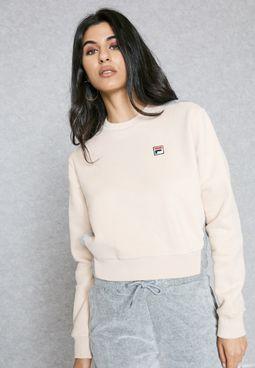 Felicity Crop Sweatshirt