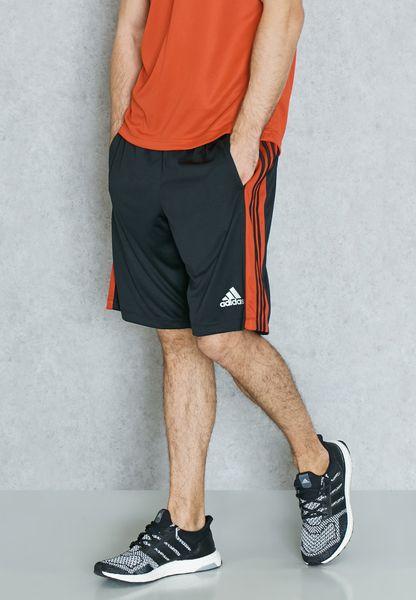D2M 3 Stripe Shorts
