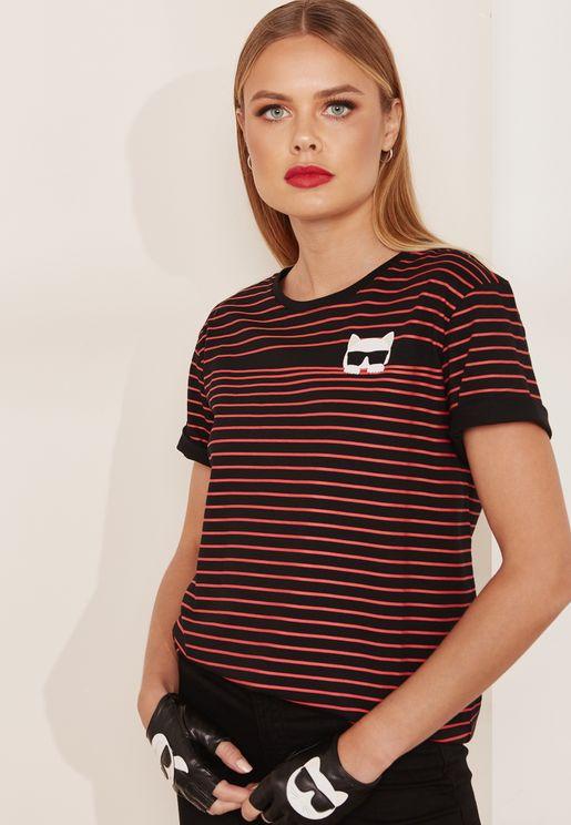 Ikonik Stripe T-Shirt