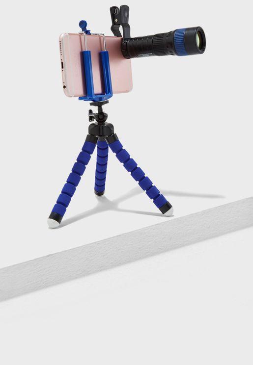 Mini Telescope Attachment For Phone Camera