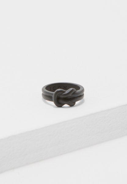 خاتم كاجوال بعقدة