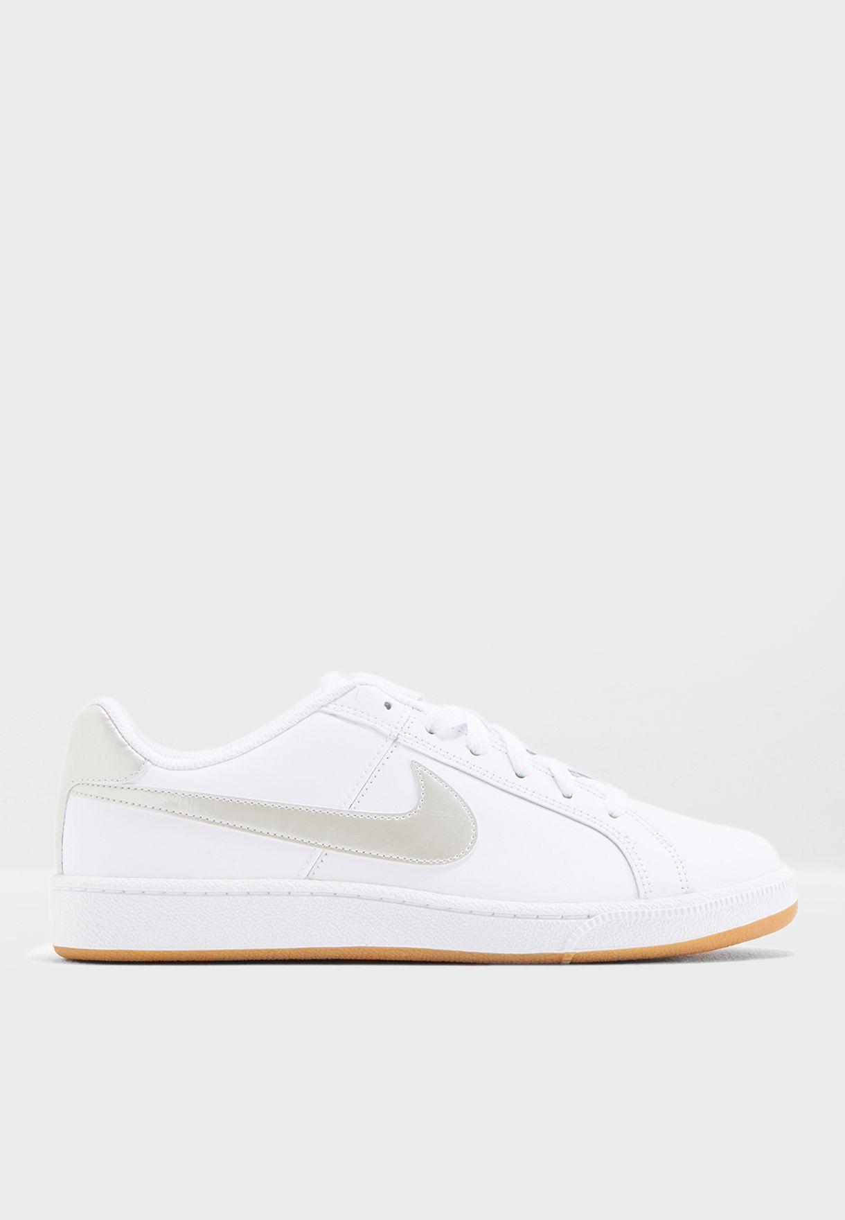 buy popular 61b3f b42de Shop Nike white Court Royale 749867-115 for Women in UAE - NI727SH97FLM