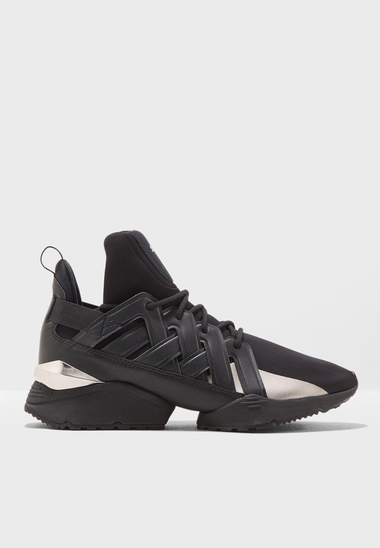 d23a59b1e تسوق حذاء موس ايكو ماركة بوما لون أسود 36644703 في الامارات ...