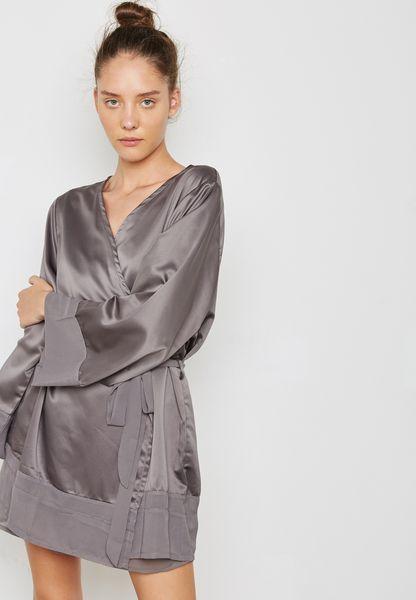 Sophie Tie Waist Robe