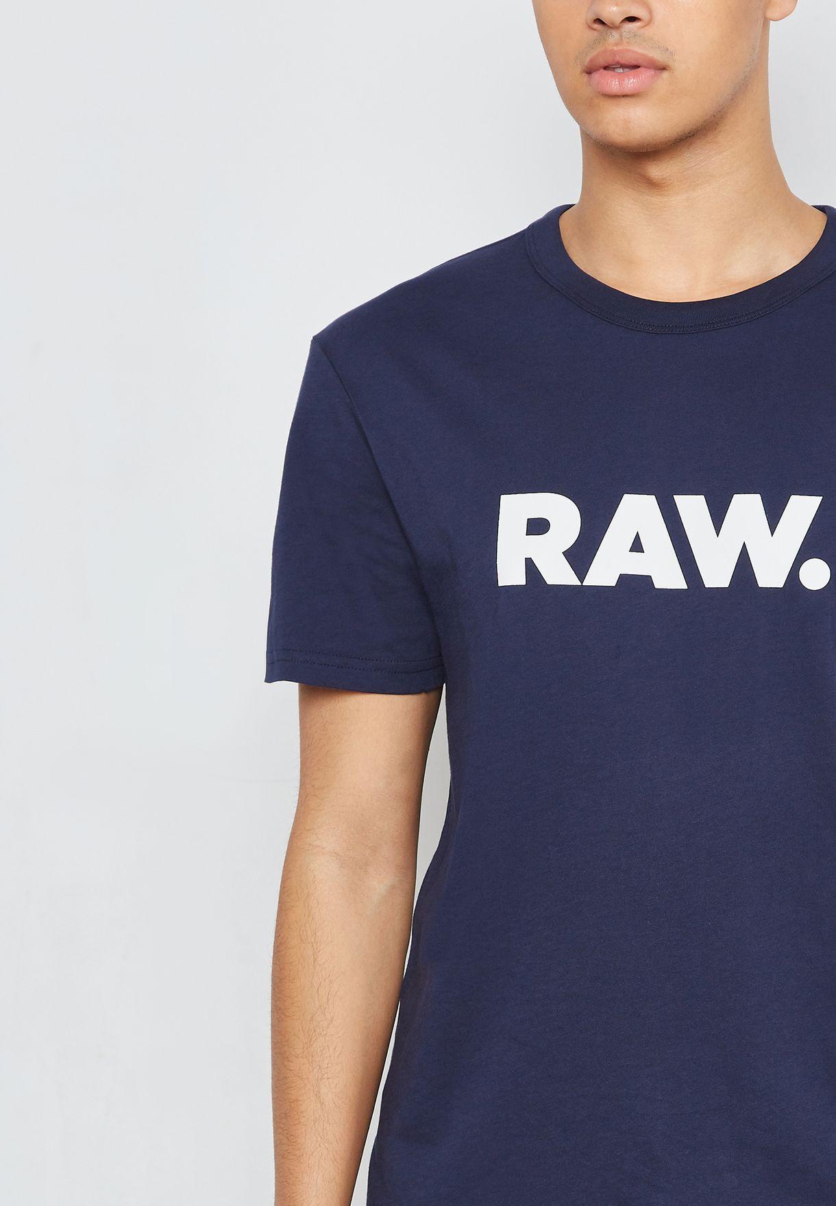 Holorn Logo Crew Neck T-Shirt