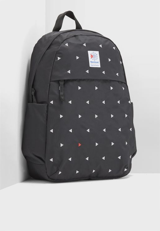 Classic Graphic Backpack