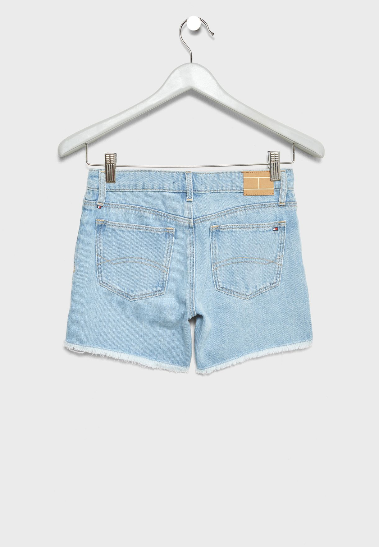 Teen Cut Out Shorts