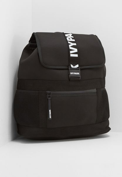 Silicon Logo Neo Backpack