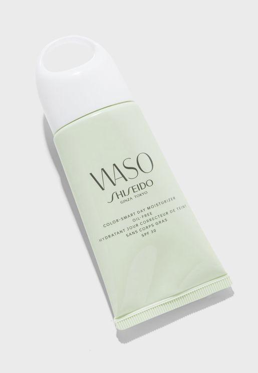 Waso - Oil-Free Moisturizer SPF 30