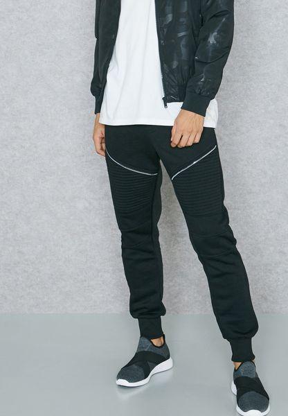 Myar  Zipped Sweatpants