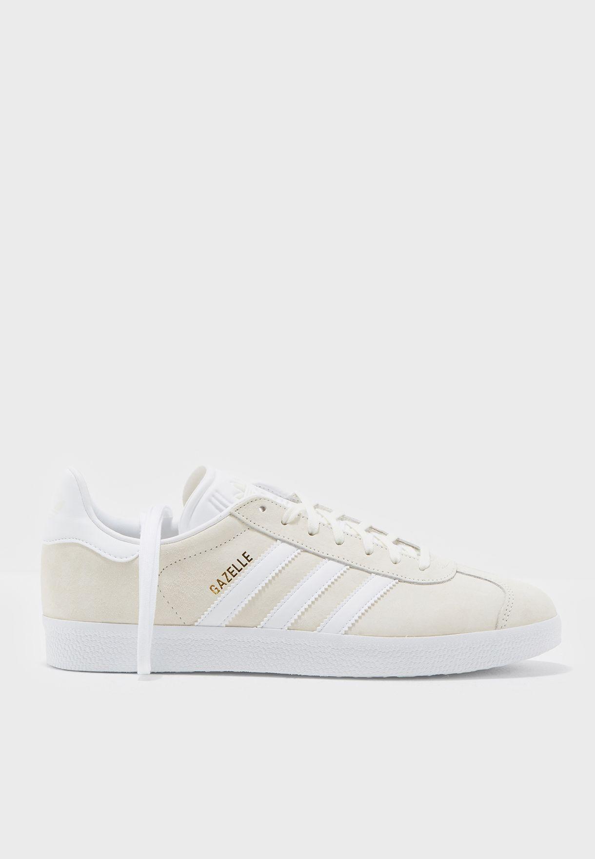 new style 724fb f426b Shop adidas Originals neutrals Gazelle Sneaker BB5475 for Me