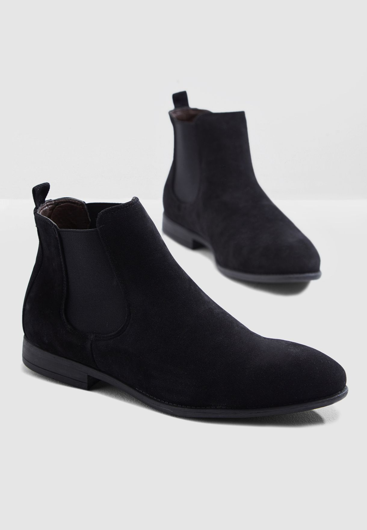 0d05558d4e05 Shop New Look black Rossi Chelsea Boots 586097601 for Men in UAE ...