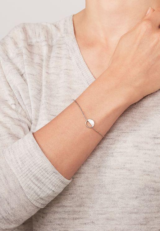 Elin Circular Chain Bracelet
