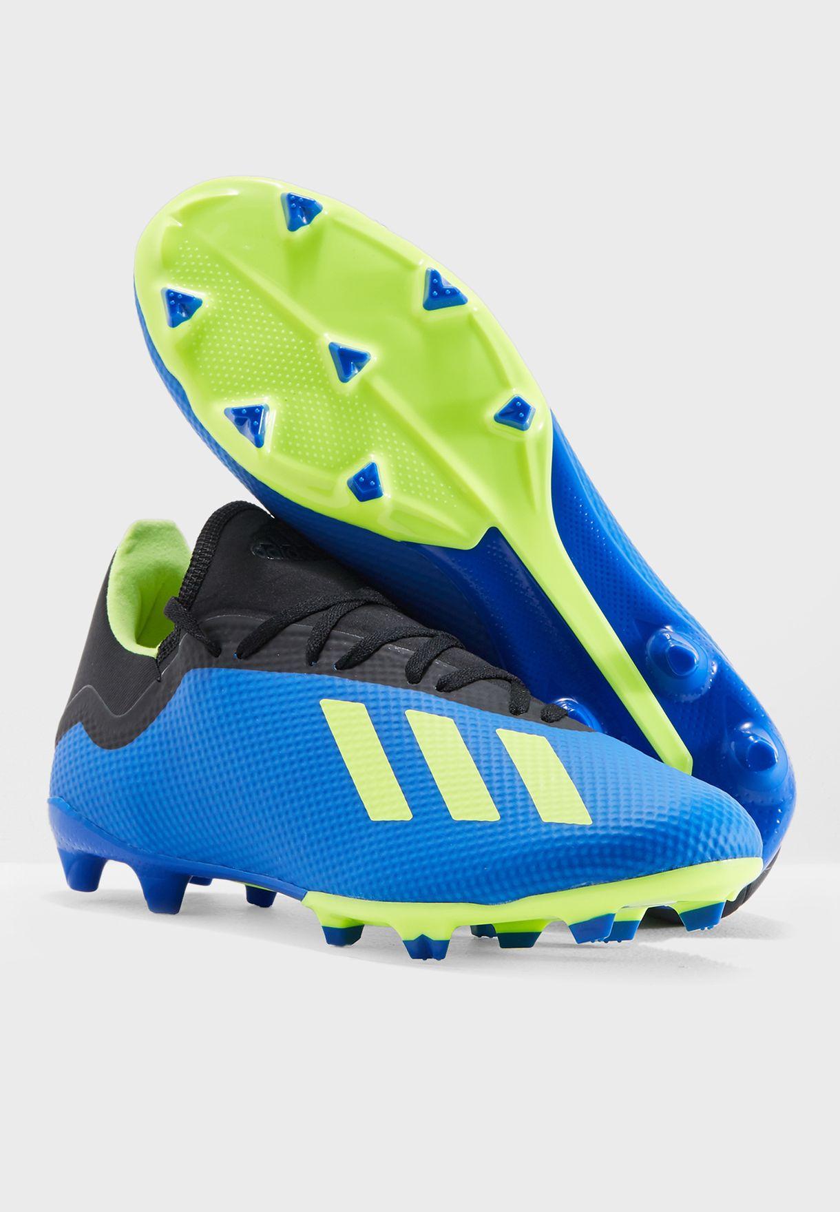 حذاء اكس 18.3 اف جي