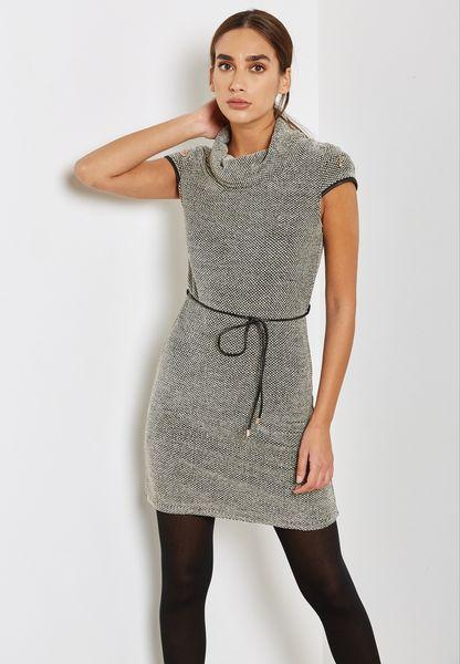 Ribbed Bodycon Dress