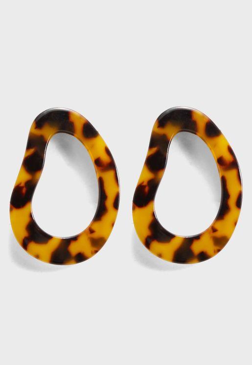 Nino Hoop Earrings