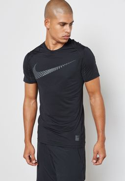 Swoosh Fitted T-Shirt
