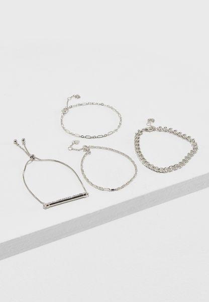 4 Pack Kigonia Bracelets
